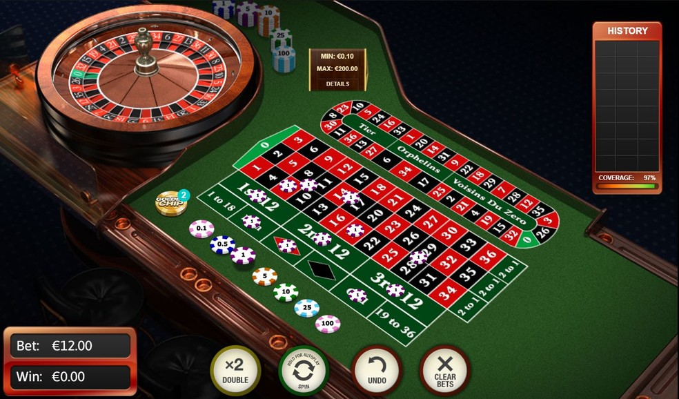 Gambling Website