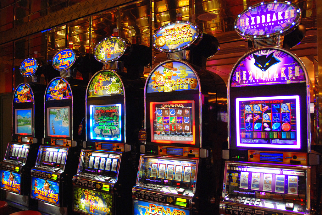 Slot gambling agent sites executive and points of interest